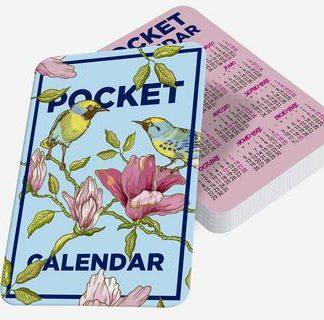 ABCD SL - Imagen calendario 2020 de bolsillo
