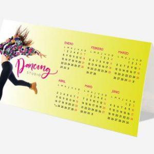 ABCD SL - Imagen calendario 2020 PVC
