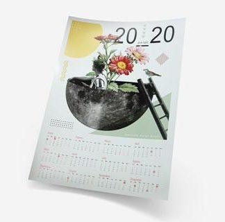 ABCD SL - Imagen calendario 2020 poster