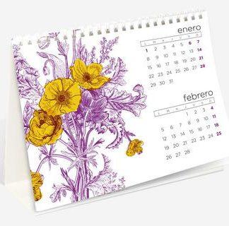 ABCD SL - Imagen calendario 2020 Wire-O